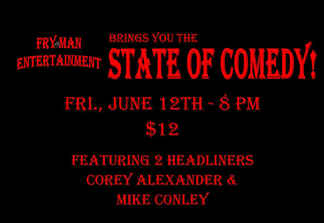 2015 June State of Comedy Slide Show