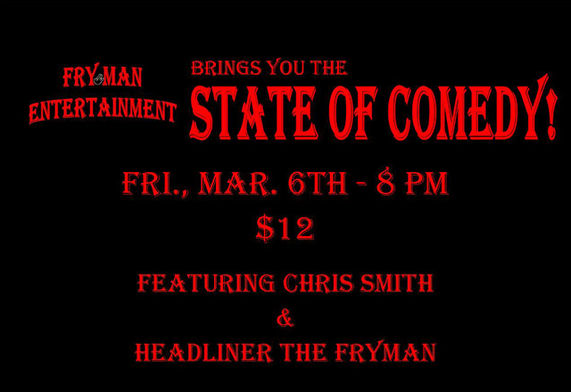 2015 Mar State of Comedy Slide Show