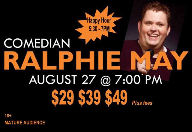 Ralphie May Slide Show