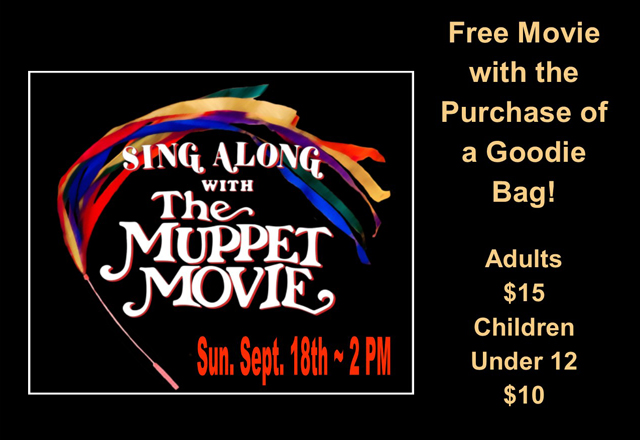 ST160918M Muppets Sing Along Slide Show