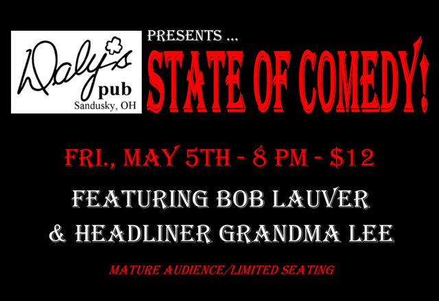 ST170505E State of Comedy Slide Show