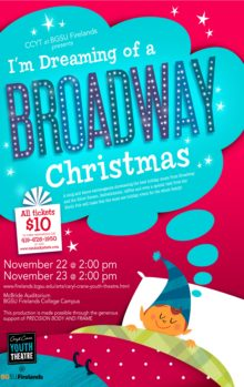 I'm Dreaming of a BROADWAY Christmas | Sandusky State Theatre