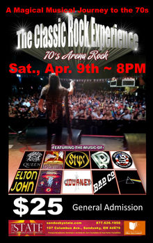 Classic Rock Experience Small Banner