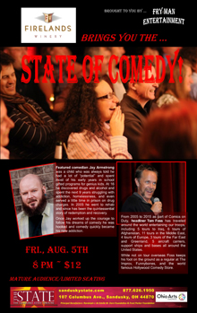 ST160805E State of Comedy Small Banner