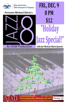 ST161209E Dec Jazz Small Banner