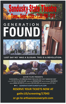 Generation Found Small Banner