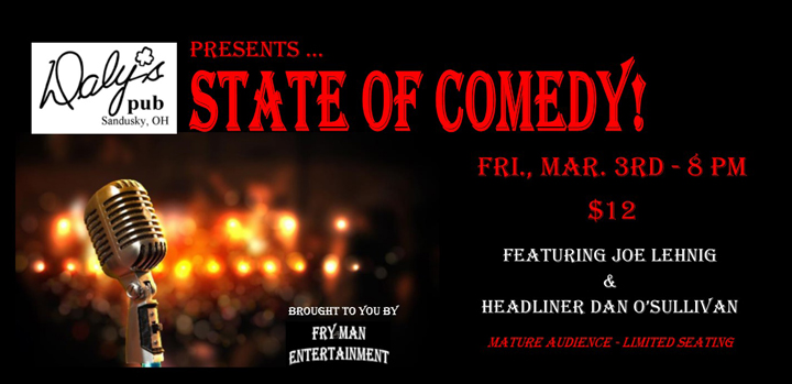ST170303E State of Comedy Large Banner