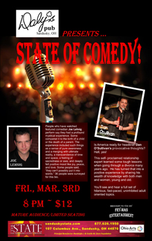 ST170303E State of Comedy Small Banner