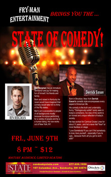 ST170609E State of Comedy Small Banner