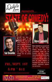 Sept State of Comedy Small Banner
